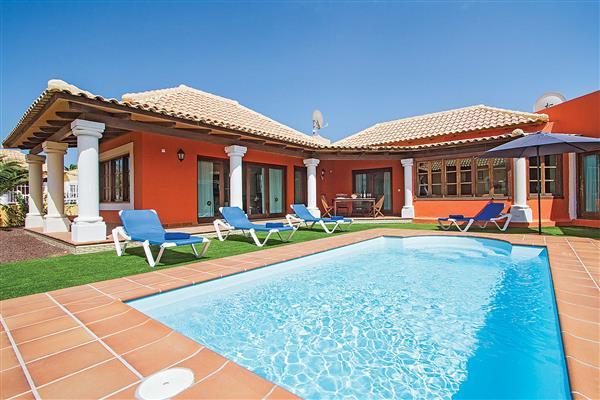 Villa Maria Mar in Fuerteventura