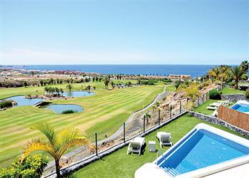 Villa Maria with pool in Tenerife