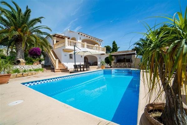 Villa Mariangel in Alicante