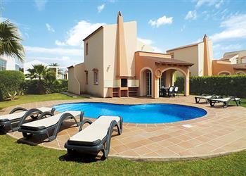 Villa Maribel I in Menorca