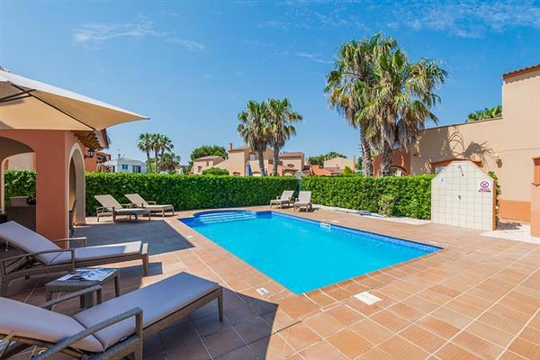 Villa Maribel III in Menorca
