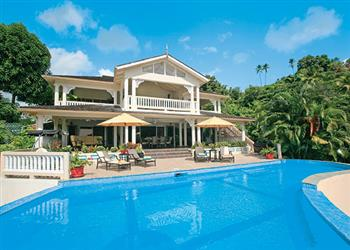 Villa Marigot Bay View in St Lucia