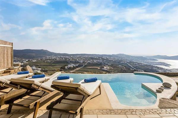 Villa Marilie in Mykonos