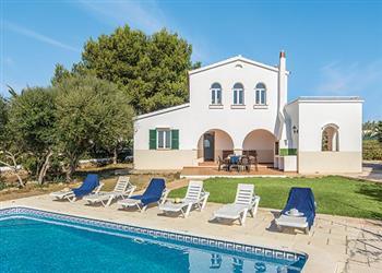 Villa Marina in Menorca