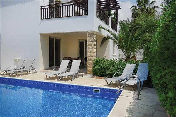 Villa Marina, Coral Bay, Cyprus With Swimming Pool