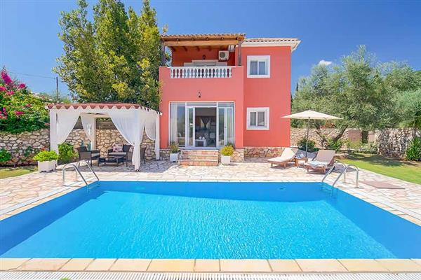 Villa Marina Epavlis in Kefalonia