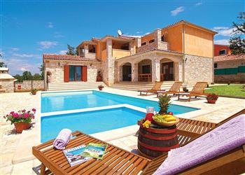 Villa Marina in Croatia