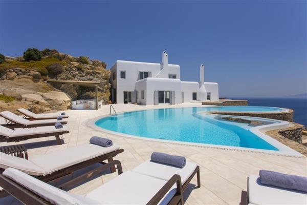 Villa Maritsa in Southern Aegean