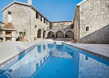 Villa Marko in Croatia