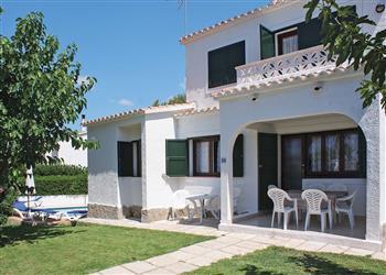 Villa Marlena in Menorca