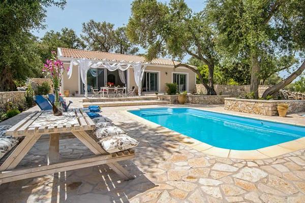 Villa Marmari in Paxos