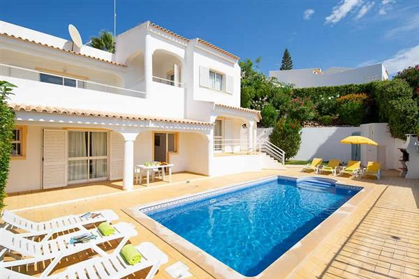 Villa Marquez in Portugal