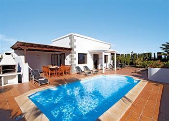 Villa Marta in Lanzarote