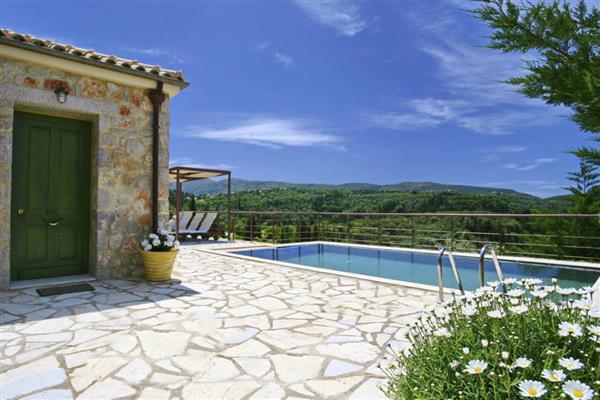 Villa Martha in Ionian Islands