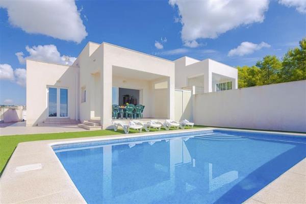 Villa Martim in Alicante