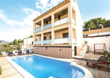 Villa Martin Calafell in Spain