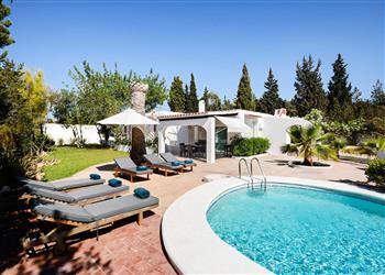 Villa Martona in Ibiza
