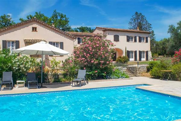 Villa Mas Clairval in Peymeinade, Cote d'Azur - France