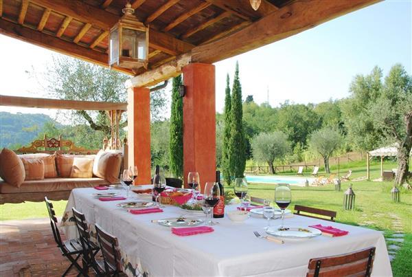 Villa Massarosa in Provincia di Lucca
