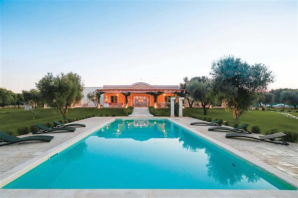 Villa Massimo from James Villas
