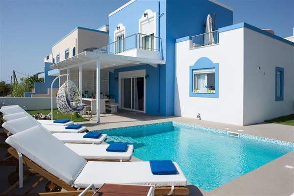 Villa Mastihari in Southern Aegean