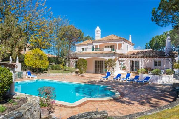 Villa Mata Rosada in Loulé