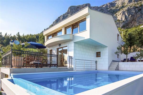 Villa Matea in Općina Makarska