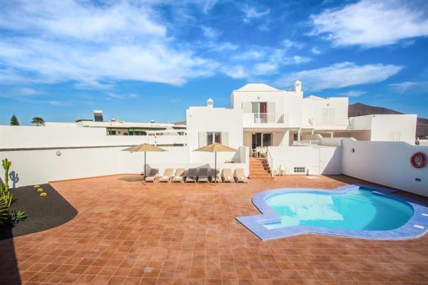Villa Matilde in Lanzarote