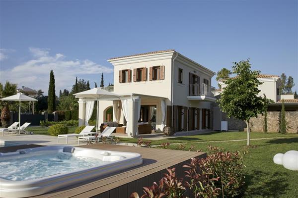 Villa Medea in Ionian Islands