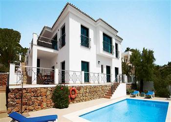 Villa Mediterraneo in Spain