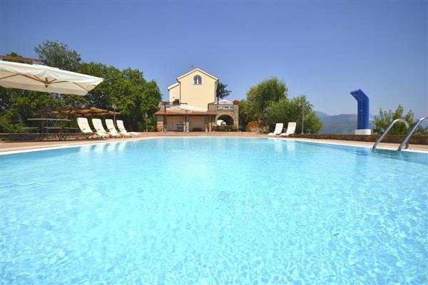 Villa Mediterraneo in Provincia di Salerno