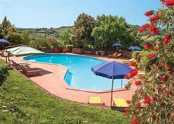 Villa Melatina in Italy