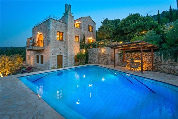 Villa Meli in Crete