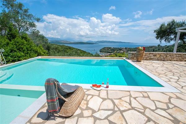 Villa Melina in Ionian Islands