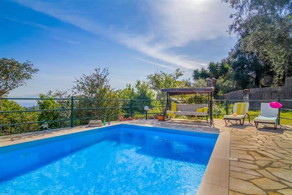 Villa Melissa in Paxos