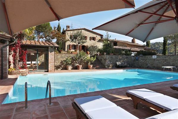 Villa Mellino in Provincia di Siena