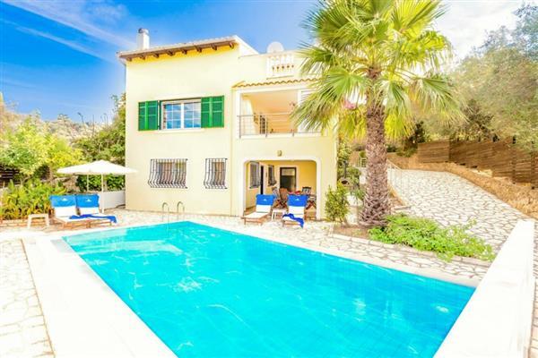 Villa Mellow in Ionian Islands