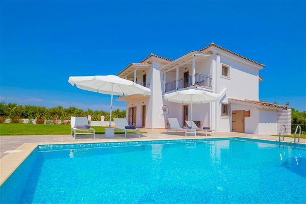 Villa Melograno 3 in Ionian Islands