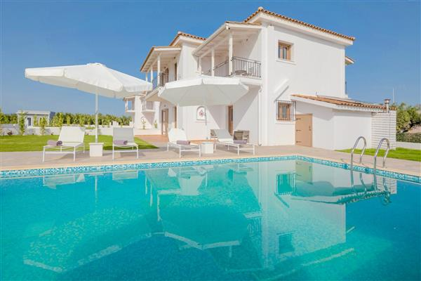Villa Melograno 4 in Ionian Islands