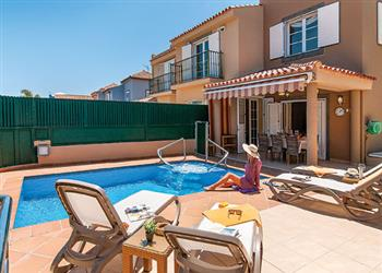 Villa Meloneras 16 in Gran Canaria