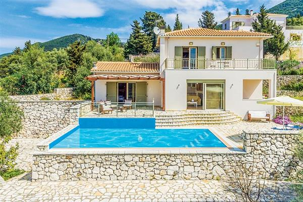 Villa Melpomeni in Lefkas