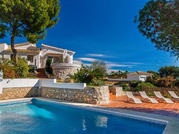 Villa Membrillo in Málaga