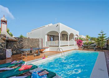 Villa Mendi Gorri in Lanzarote