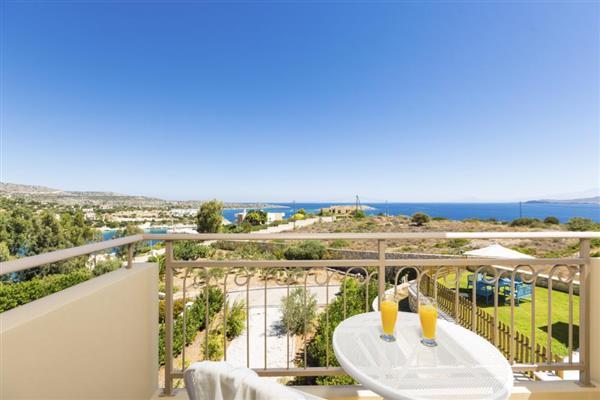 Villa Menta in Crete