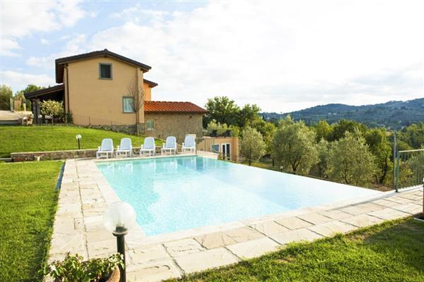 Villa Mera in Provincia di Arezzo