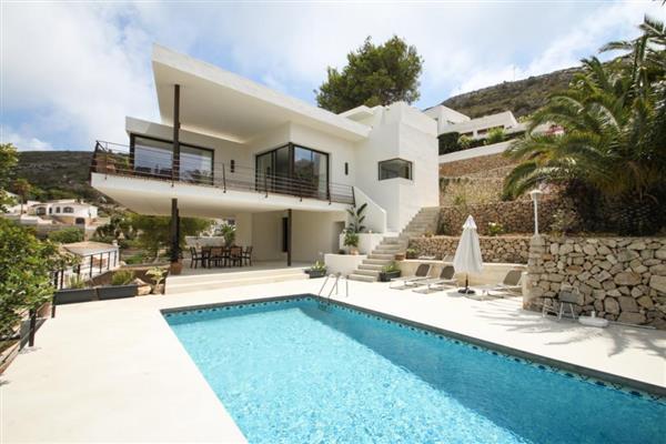 Villa Mercedes in Alicante