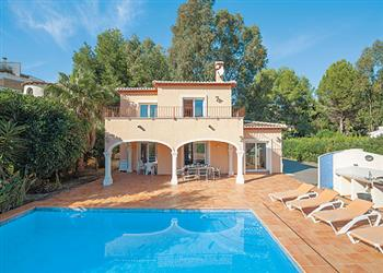 Villa Mero in Spain