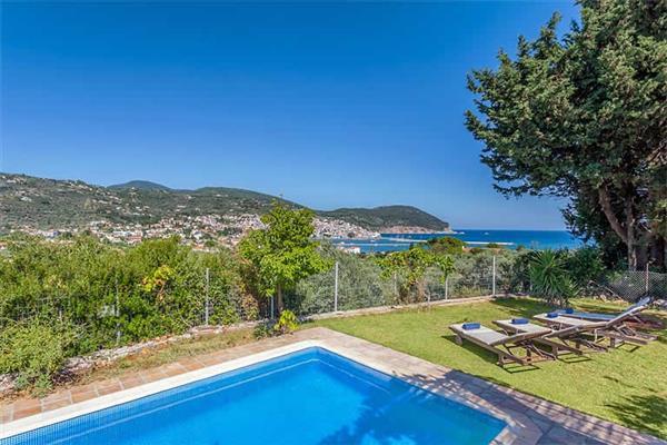 Villa Meropi in Skopelos