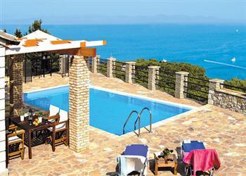 Villa Merovigla in Paxos