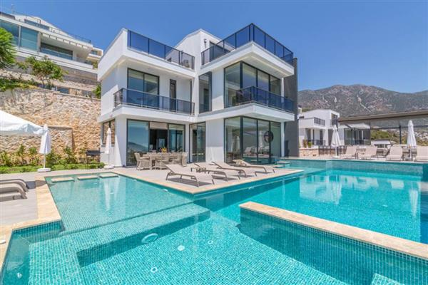 Villa Meryem in Kaş